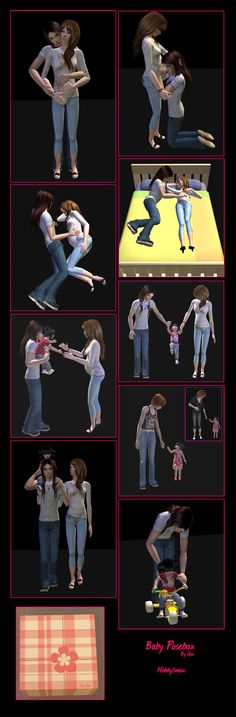 Poses for couples, pregnancy, and babies!