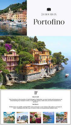 24 Hours in Portofino - Vicki Archer // http://vickiarcher.com/2016/04/24-hours-in-portofino/