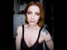 Julia Petit Passo a passo Sophie no Emmy - maquiagem - YouTube