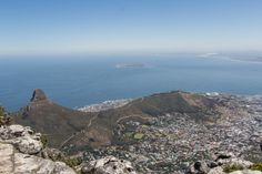 Table Mountain viewpoint / Cape Town, South Africa