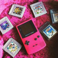 Gameboy Color.
