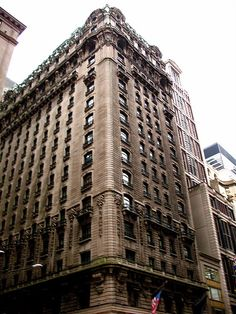 St. Regis Hotel - 2 East 55th Street at Fifth Avenue, New York, NY by Anomalous_A, via Flickr