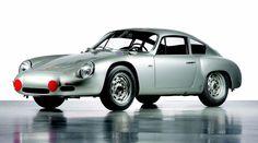 1960 Porsche 356B 1600GS Carrera GTL Abarth