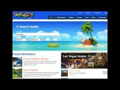 VayKayDay Vacations website video