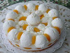 Geheime Rezepte: Schneeball Torte