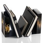 ARCA HORN BOOKENDS