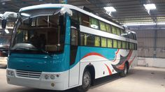 We are providing brand new buses in India  Call us on + 09326100644