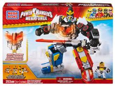 Black Friday 2014 Mega Bloks Power Rangers Megaforce Gosei Grand Megazord from Mega Bloks Cyber Monday. Black Friday specials on the season most-wanted Christmas gifts. Saban Entertainment, Power Rangers Series, Power Rangers Megaforce, Black Friday Specials, Poses, Disney Pictures, Building Toys, Boy Room, Kids And Parenting