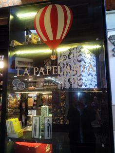 LA PAPELARIA - Stand Q712  Nivel               Tel: 095020147