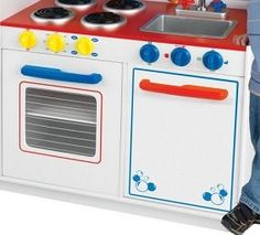 Kidkraft Deluxe Let's Cook Kitchen #BlackFriday #Holiday #Sale #Toys #Games