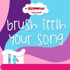 Brush Your Teeth Song for preschool and kindergarten. #teeth #dentalhealth