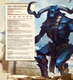 Dungeons And Dragons Classes, Dungeons And Dragons Homebrew, Creature Concept Art, Creature Design, Fantasy Creatures, Mythical Creatures, Dnd Dragons, Dnd Races, Dungeon Master's Guide