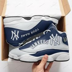 New York Yankees, Sneakers, Shoes, Fashion, Tennis, Moda, Slippers, Zapatos, Shoes Outlet