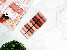 It's no secret that I adore Essence Cosmetics's new lipstick range. I own every shade released (limited editions aside) and have reviewed more than half of them on my site. In this post I want to talk about the old and new nude lipsticks Essence has released and tell you which ones I consider absolute must haves. The first 5 shades were part of the #ilovenude trend edition released at the beginning of 2015, the last 3 were part of the new collection launched at the beginning of this year…