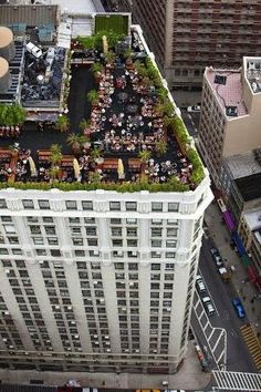 230 Fifth Restaurant and Bar in New York by judith