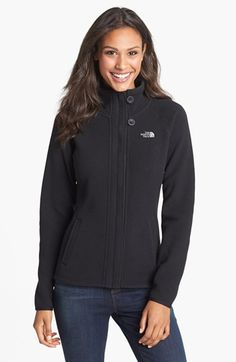 The North Face 'Crescent' Full Zip Jacket
