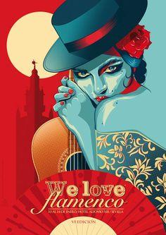 • VI edición de la Pasarela de Moda Flamenca We Love Flamenco, Hotel Alfonso XIII del 10 al 14 de Enero de 2018. • II Edición de la Pasarela de moda Flamenca Viva by WLF, que como novedad se celebrará en los almacenes Peyre del 17 al 20 de enero de 2018.  PROGRAMA DESFILES …