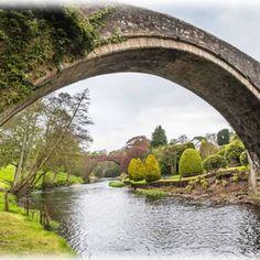 Brig o' Doon in Ayrshire Scotland #BrigODoon #AyrshireScotland #Scotland #Ayrshire #HeathrowGatwickCars.com   heathrowgatwickcars.com via Instagram http://ift.tt/2jY5GdB