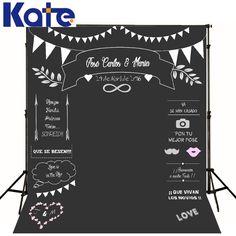 Thema Hochzeitshintergründe Stile Tafel für Fotostudio Hochzeit kate Hintergrund Fotografie kundengebundene größe Name Datum(China (Mainland))