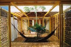 A Bamboo House in Costa Rica |  via Best Home Design Luxury,  Luxury Homes
