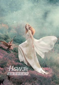 Fantasy Fashion Photography The Fantasy Shoot of Wedding