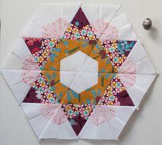 Quilting: Hex Quilt Blocks