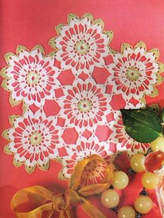Decorative Crochet Magazines 68 - Gitte Andersen - Álbuns da web do Picasa... Free pattern and diagrams!!