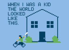 When I Was A Kid The World Looked Like This T-Shirt | SnorgTees
