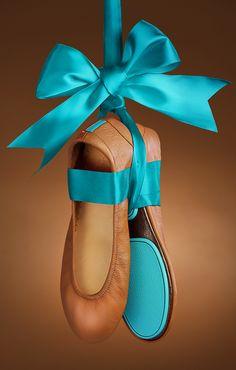 Chestnut Tieks - the shoe on everyone's list! | Tieks Ballet Flats