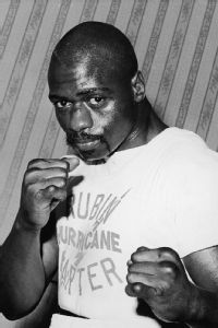 Rubin 'Hurricane' Carter died at the age of 76.
