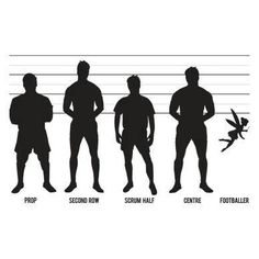 Which are you? #rugby #design