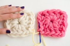 Joining Granny Squares