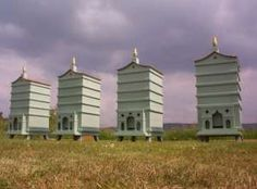 Famous Fortnum & Mason hives. London.