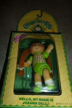 Cabbage Patch Kids Poseable Figure