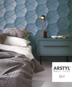 ARSTYL® Wall Tiles RAY designed by @mac2578
