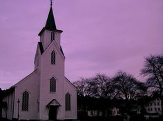 Church, Rogaland, Norway.