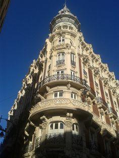 Antiguo Gran Hotel (hoy entidad financiera)