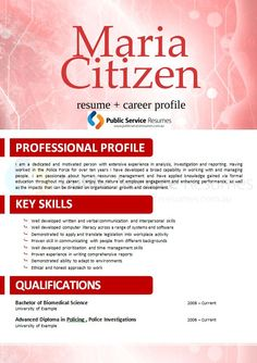 What Should A Good Resume Look Like A Good Resume For A Healthcare Or Allied Health Professional Will Be .