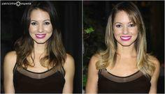 Antes e Depois: Transformação da blogueira Juliana Goes.