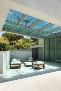Jellyfish House-Wiel Arets Architects-06-1 Kindesign