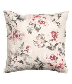H&M Linen cushion cover