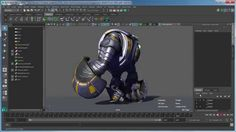 Maya Monday - Parallel Rig Evaluation with Dynamics in Maya 2016 exten...