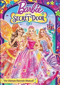 Barbie and The Secret Door [DVD] Universal Studios http://www.amazon.com *** ADRIANA ***