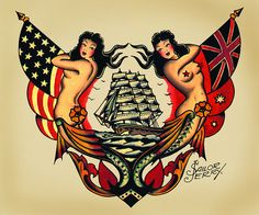 Sailor Jerry Figureheads