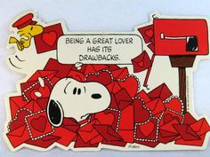 Happy Valentine's Day, Snoopy!