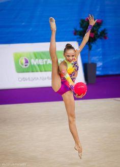 Russia Bravikova leotards rhythmic gymnastics