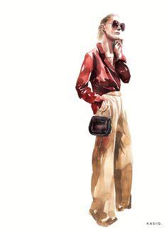 skizzen zeichnen Fashion Illustration on Behance Fashion Illustration Sketches, Illustration Mode, Fashion Sketchbook, Art Sketchbook, Fashion Sketches, Sketchbook Inspiration, Watercolor Illustration, Fashion 2020, Fashion Art