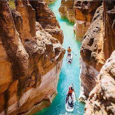 Havasu Creek Grand Canyon Arizona USA. Photo - @footloosefotography. #OurLonelyPlanet #GrandCanyon #USA Hotels-live.com via https://www.instagram.com/p/BCZ4SNCRtIo/