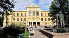 Vaasa City Hall ( Magnus Isaeus, 1883 )