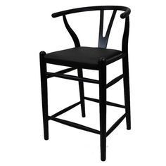 Woodstring Counter Chair (set of 2) - Comes in 3 colors